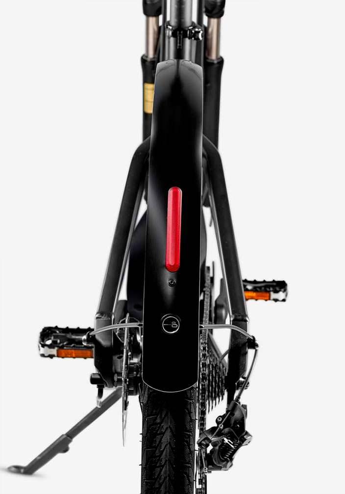 Дизайн гибридного велосипеда BMW E-Bicycle