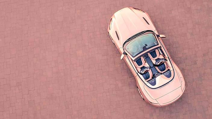 Новый Aston Martin DB11 Volante