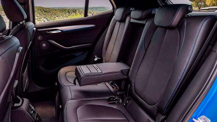 Задний диван BMW X2