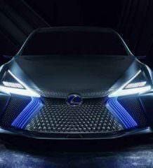 Lexus LS+ Concept выводит автопилот на новый уровень | фото