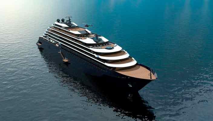 Marriott International запускает круизные суда Ritz-Carlton