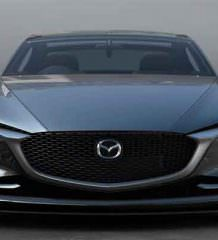 Mazda Vision Coupe Concept заглянула в будущее | фото