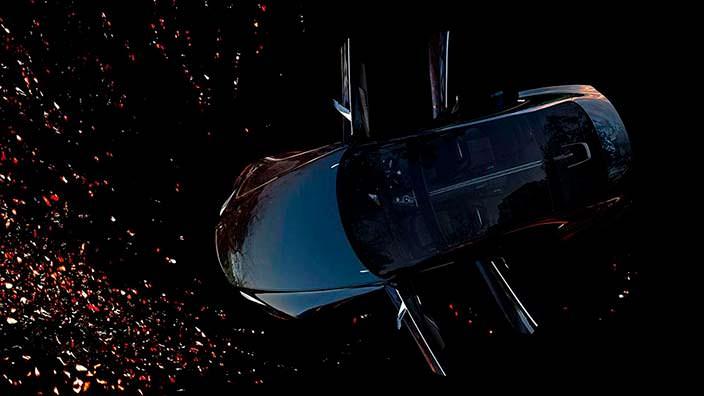 Стеклянная крыша Mazda Vision Coupe Concept