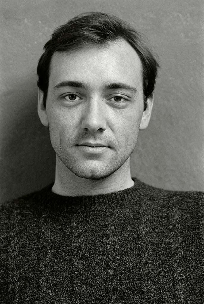 Фото | Молодой Кевин Спейси в 1986 году