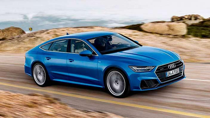 Новая 2019 Audi A7
