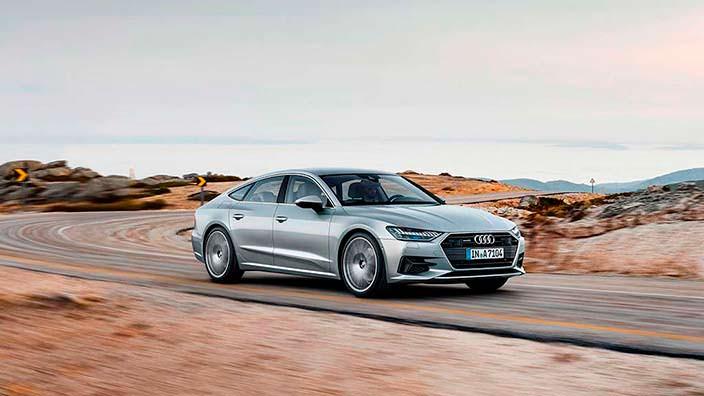 Новое поколение Audi A7