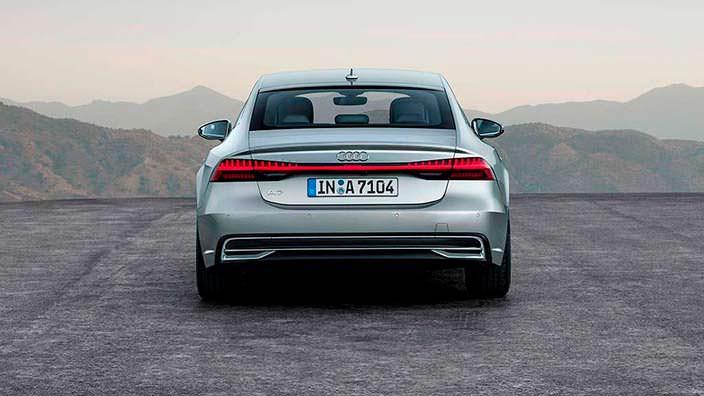 Новая Audi A7