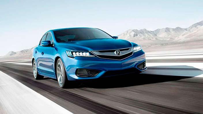 Новая Acura ILX A-Spec Special Edition