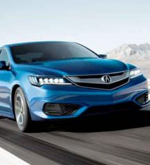 Престижный седан Acura ILX получил спецверсию на 2018 год