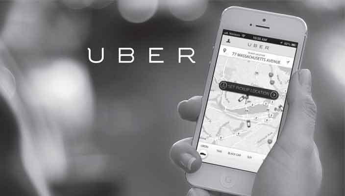 Работа в Uber в Киеве. Официальный партнер Uber-Partner