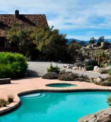Продают старое ранчо Фрэнка Синатры в Калифорнии | фото, цена