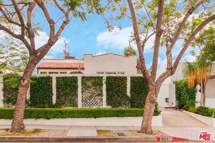 Дом Роберта Дюваля в Западном Голливуде