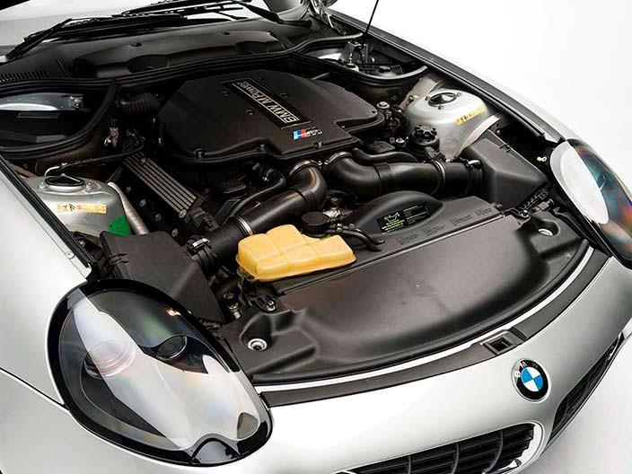 Двигатель BMW Z8