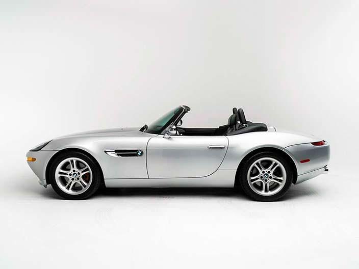 Кабриолет BMW Z8 Стива Джобса