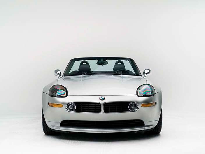 BMW Z8: автомобиль Стива Джобса
