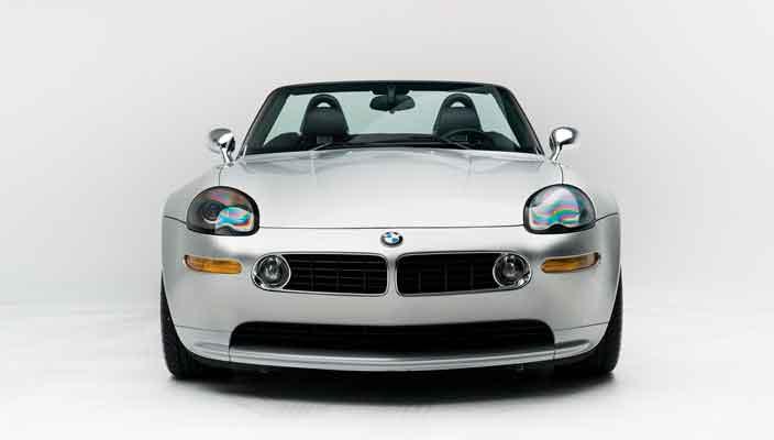 Родстер BMW Z8 Стива Джобса продадут на аукционе | фото, цена