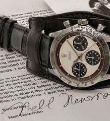Rolex Daytona Пола Ньюмана - самые дорогие часы в мире