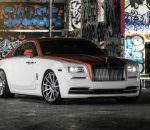 Особый Rolls-Royce Wraith от подразделения Bespoke | фото