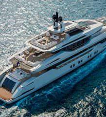 Sarp Yachts построит алюминиевую яхту Nacre 55 | фото
