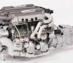 Сувенир-двигатель Bugatti Chiron в масштабе 1:4 за $9 365