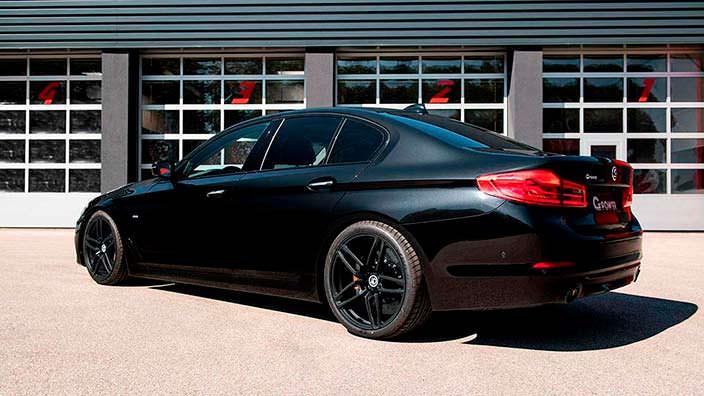 Тюнинг BMW 5-Series G30 от G-Power
