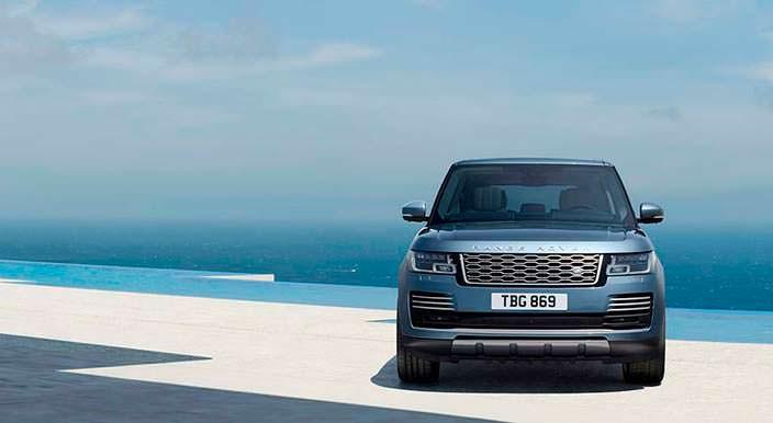 Новый Range Rover 2018