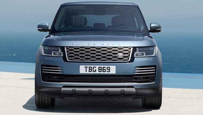 Официально: Range Rover пережил рестайлинг на 2018 год | фото