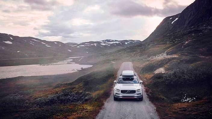 Volvo V90 Cross Country Volvo Ocean Race