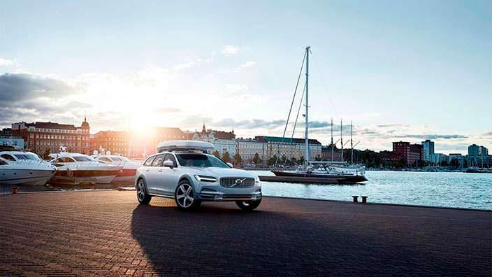 Универсал Volvo V90 Cross Country Volvo Ocean Race