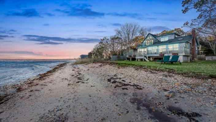 Джемима Керк продает 117-летний дом у моря | фото, цена