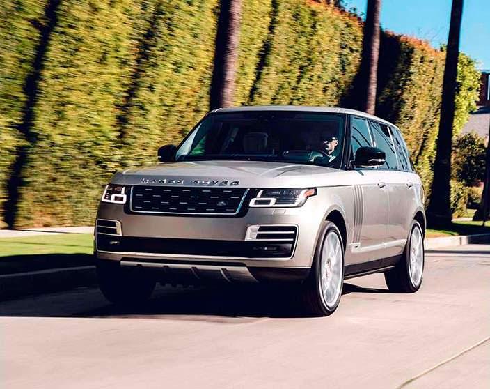 Новый Range Rover SAVutobiography 2018 года