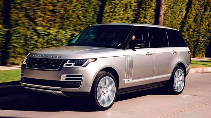Самый шикарный Range Rover SAVutobiography