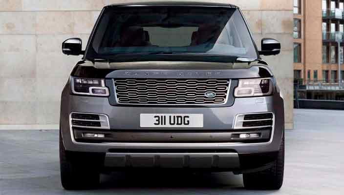 Новый Range Rover SVAutobiography официально | фото, цена