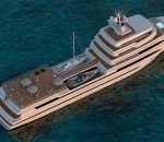 Rosetti Marino Group показала 85-метровую суперъяхту | фото