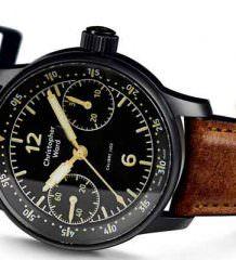 Christopher Ward выпустил авиа-часы C9 Me 109 Single Pusher