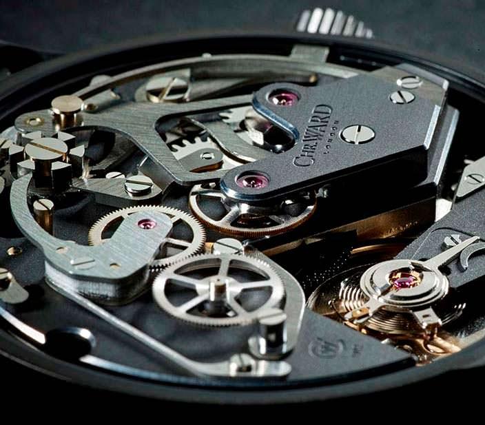 Часовой калибр Unitas 6497