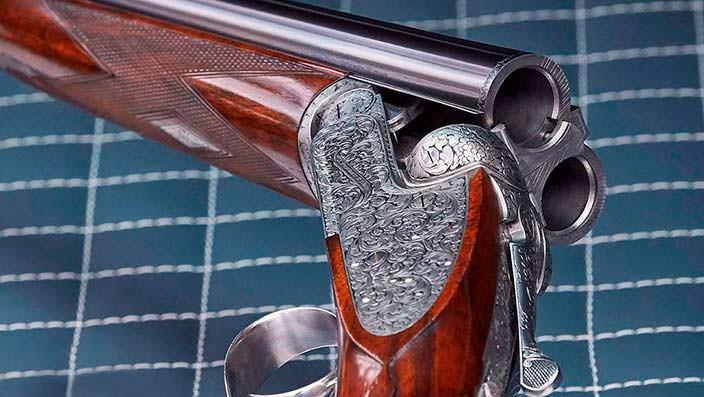 Охотничье ружье Purdey для Bentley Bentayga
