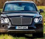 Bentley Bentayga подготовили для охоты в Mulliner | фото