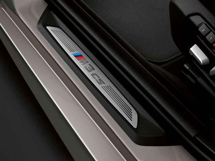 Дверные пороги BMW M3 CS