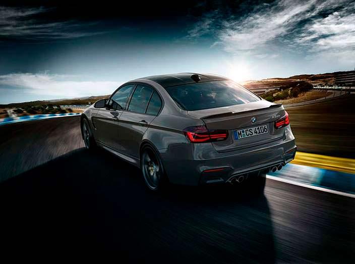 Спортивная двухдверка BMW M3 CS