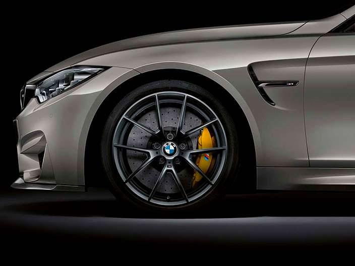 Кованые колеса BMW M3 CS