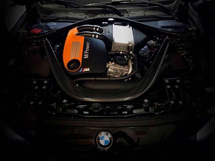 Двигатель G-Power BMW M4 Coupe