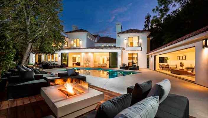 Актриса Ева Лонгория продает дом Лос-Анджелесе | фото и цена