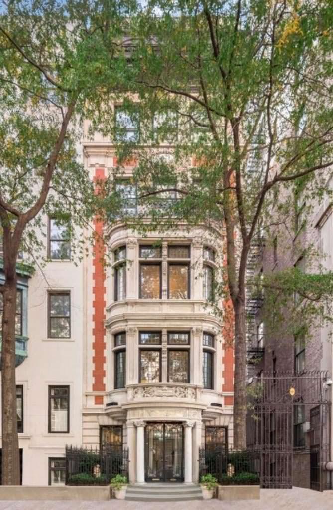 Бывший дом Майкла Джексона на Манхэттене, Нью-Йорк