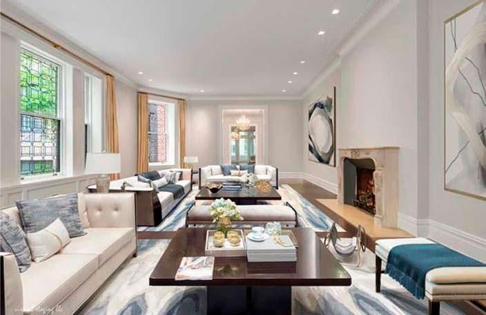 Дом Майкла Джексона в Нью-Йорке