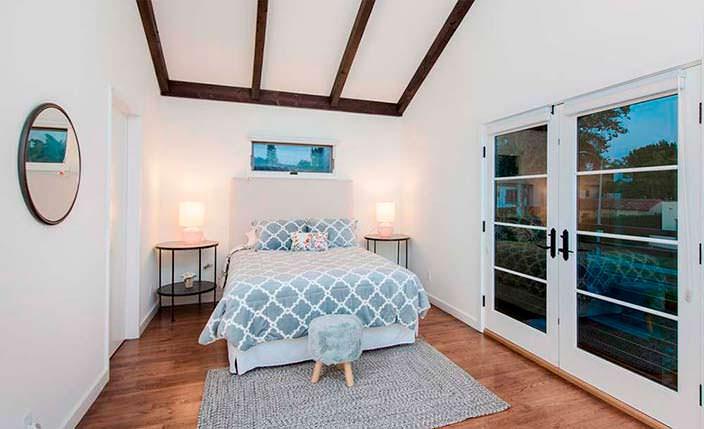 Гостевая спальня в доме Рианны