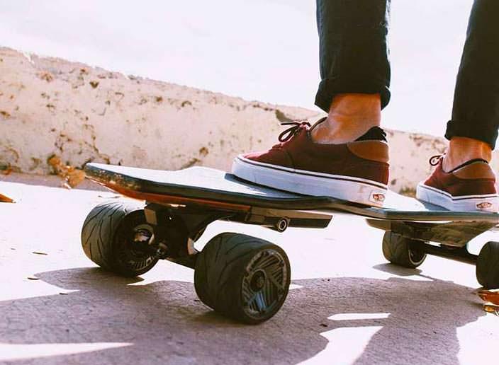 Электрический скейтборд eBoard от Stark Mobility