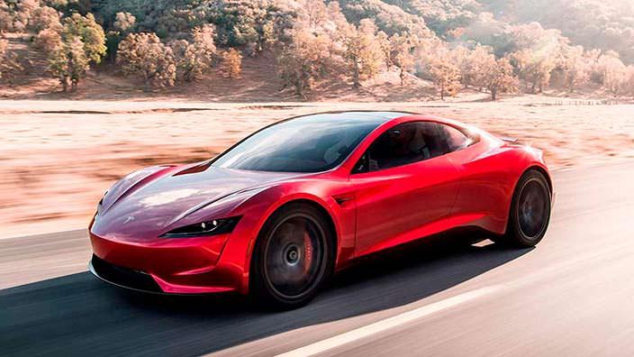 Новый Tesla Roadster: самый быстрый серийный автомобиль в мире