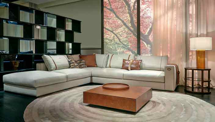 Элитная мебель для гостиной от интернет-магазина Interia