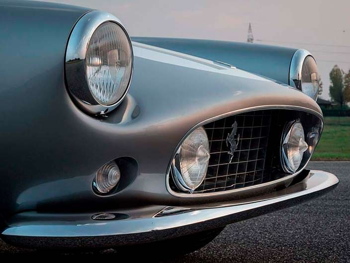 Культовый дизайн Ferrari 250 GT LWB California